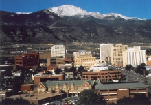 The City of Colorado Springs, Colorado