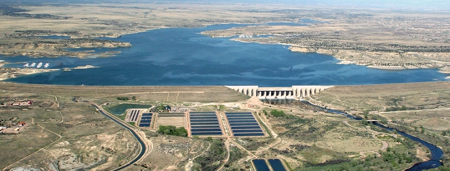 Pueblo Reservoir